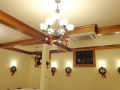 Social Hall Chandelier